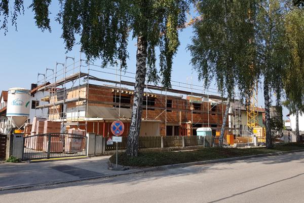 Baufirmen München rohbauten firma münchen dachau schwabhausen hinner