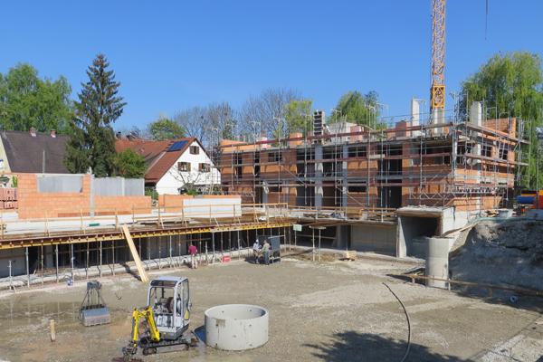 Baufirmen München rohbau rohbaufirma münchen dachau architekturpreis hinner